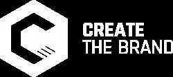 CreateTheBrand - Logo wit
